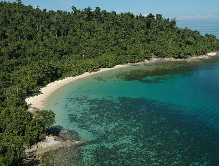 Isola di Gaya Kota Kinabalu Malesia Borneo