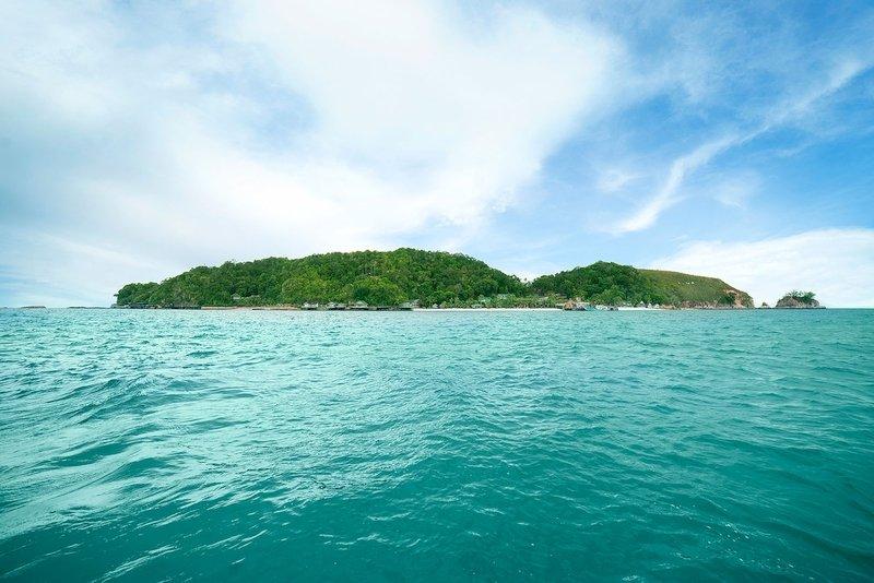 Isola di Rawa Malesia