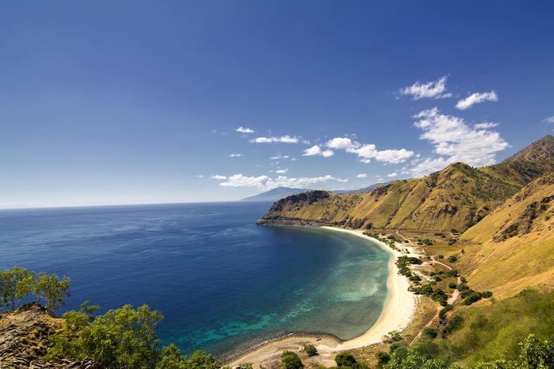 Viaggio a Timor Est, tra mare e paesaggi mozzafiato