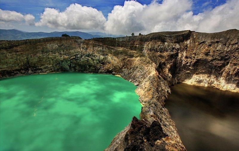 Kelimutu, Nusa Tenggara