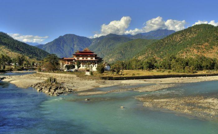 Yeti nel Bhutan