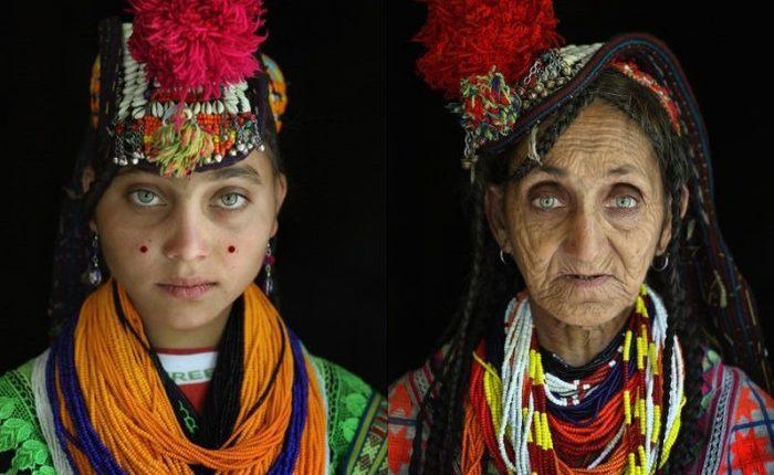 tribù dei Kalash in Pakistan