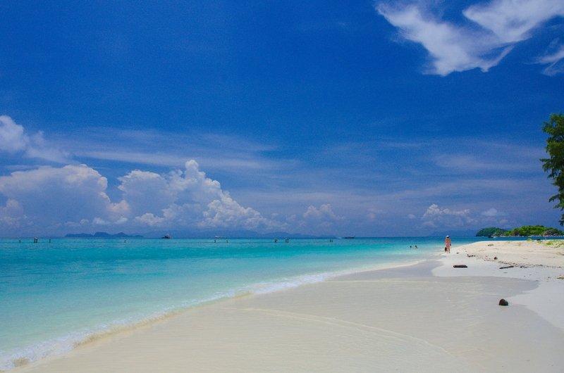 A Koh Lipe ci sono alcune delle spiagge più belle della Thailandia