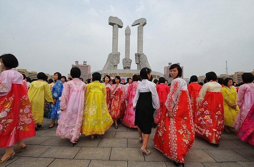 Monumento in Corea del Nord