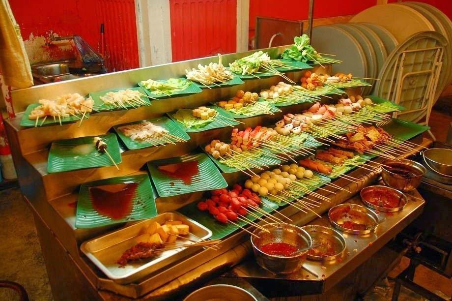 I migliori Street Food di Penang