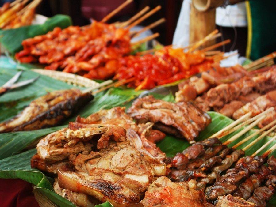 I migliori street food di Manila