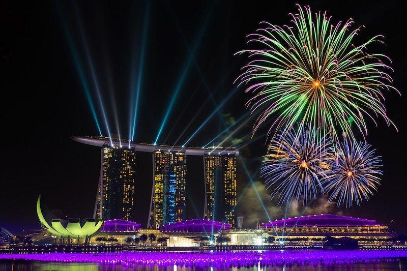 Dove trascorrere il Capodanno: i posti migliori del sudest asiatico