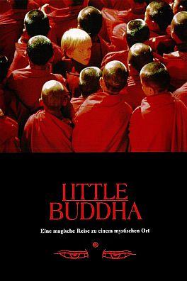 il piccolo Budda poster