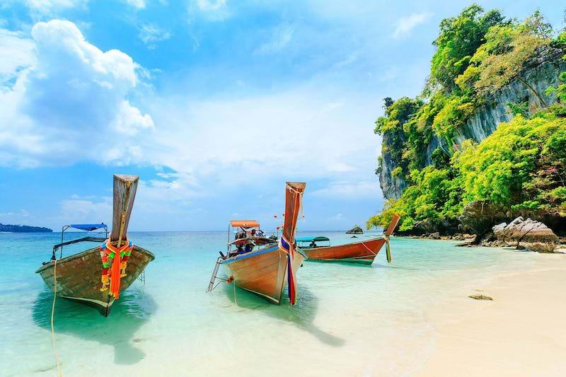 Le 10 isole più belle del Sudest asiatico