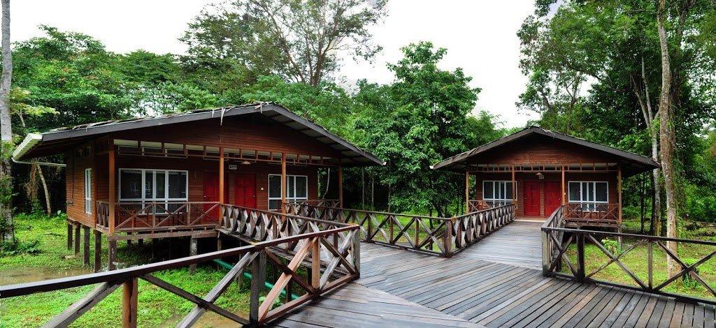 Borneo Nature Lodge, Sabah Borneo