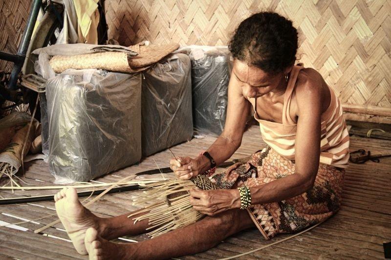 La tribù dei Batak di Palawan