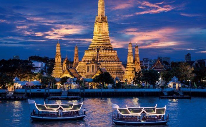 Bangkok Thailandia - destinazioni Asiatiche da visitare in inverno