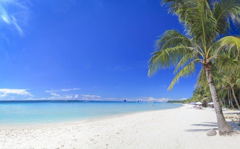 Boracay è una destinazioni più belle delle Filippine