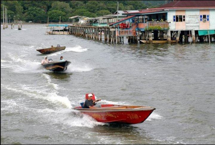 Water Taxi, Brunei