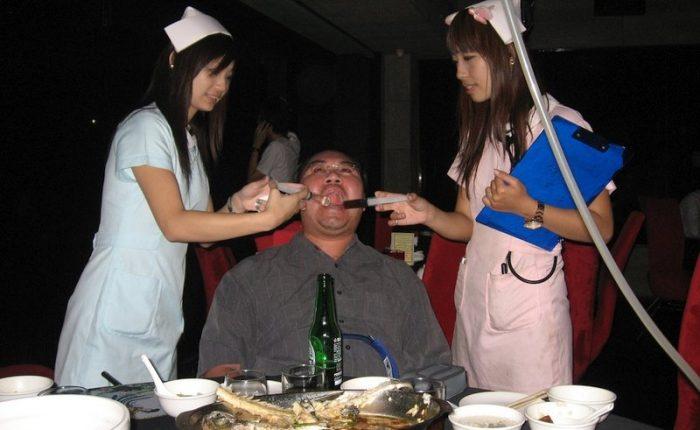 D.S. Music ristorante taipei- I ristoranti più bizzarri dell'Asia