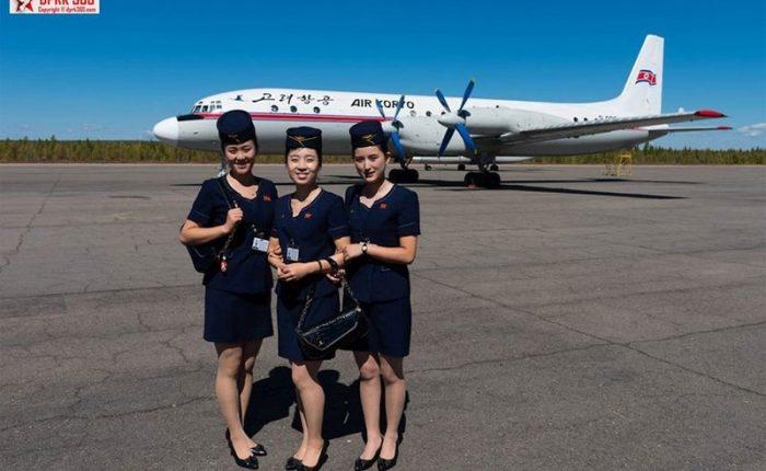Air Koryo assistenti di volo
