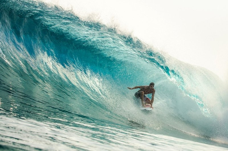 Surf Cloud9 Isola di Siargao Filippine