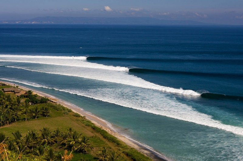 Surf The Desert Point Isola di Lombok Indonesia