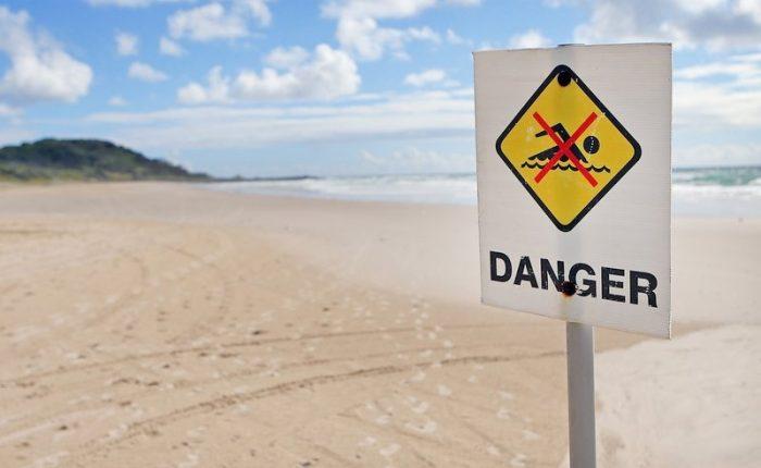 Australia - Le peggiori spiagge del mondo