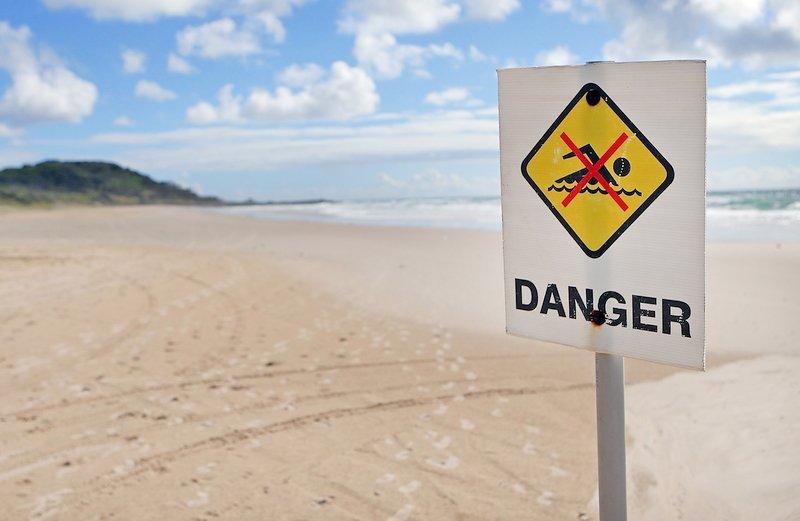In Australia ci sono alcune delle spiagge più pericolose del mondo