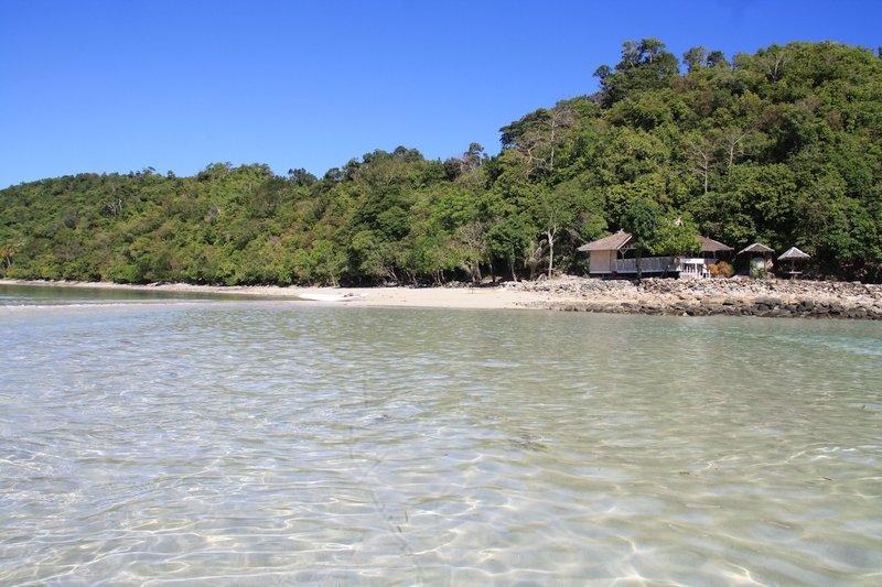 Exotic Island Port Barton Palawan