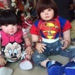 Thailandia: la nuova mania delle Bambole-Angelo Luk Thep