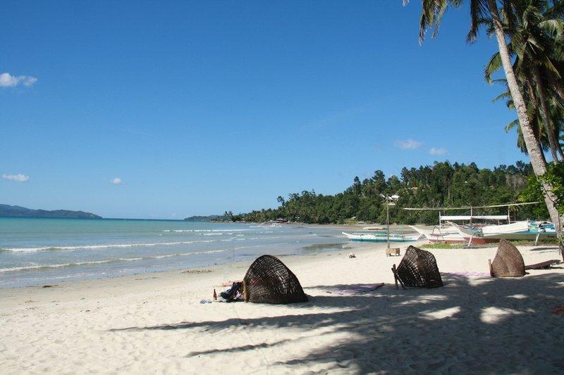 Spiaggia Port Barton Palawan