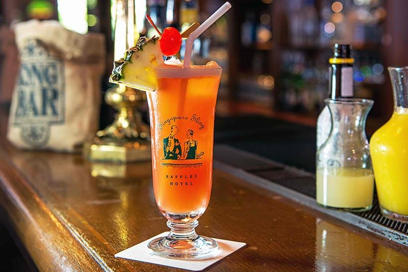 Cocktail Singapore Sling