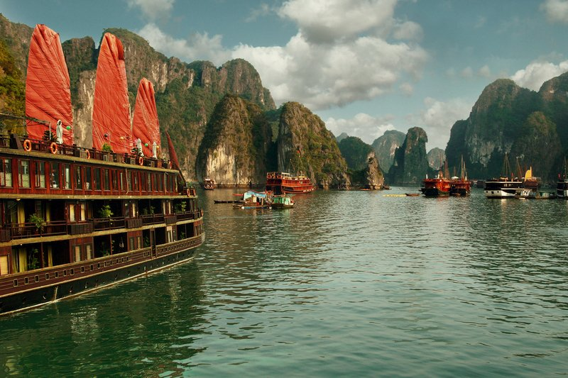 Baia-di-Halong-Vietnam