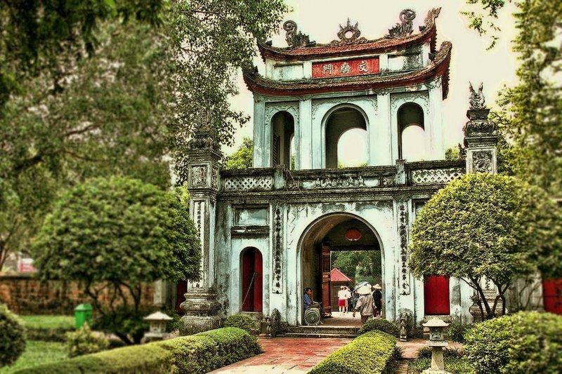 La città di Hanoi è uno dei luoghi più belli del Vietnam