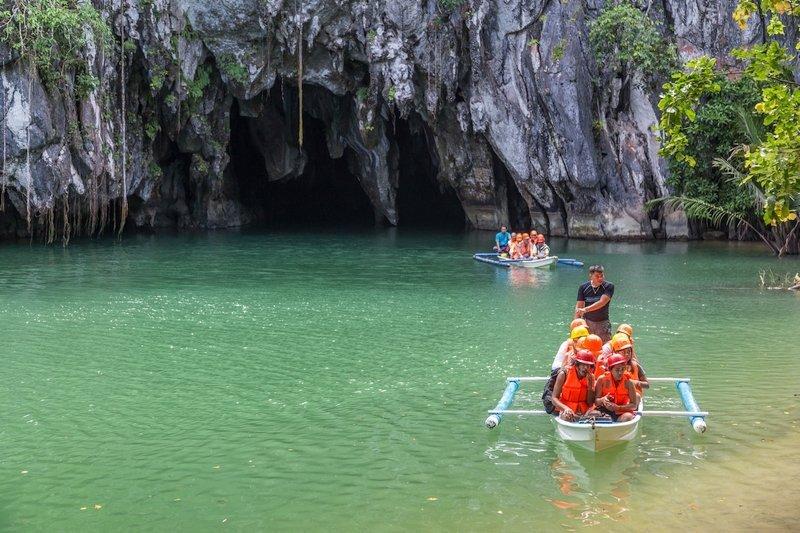 Il Fiume Sotterraneo di Puerto Princesa, Palawan