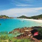 L'isola di Redang, Malesia
