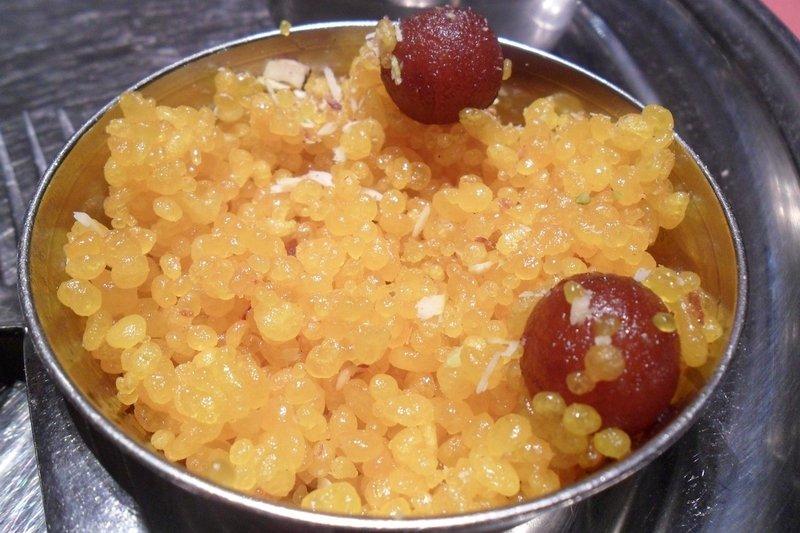 Dolci tipici della cucina indiana
