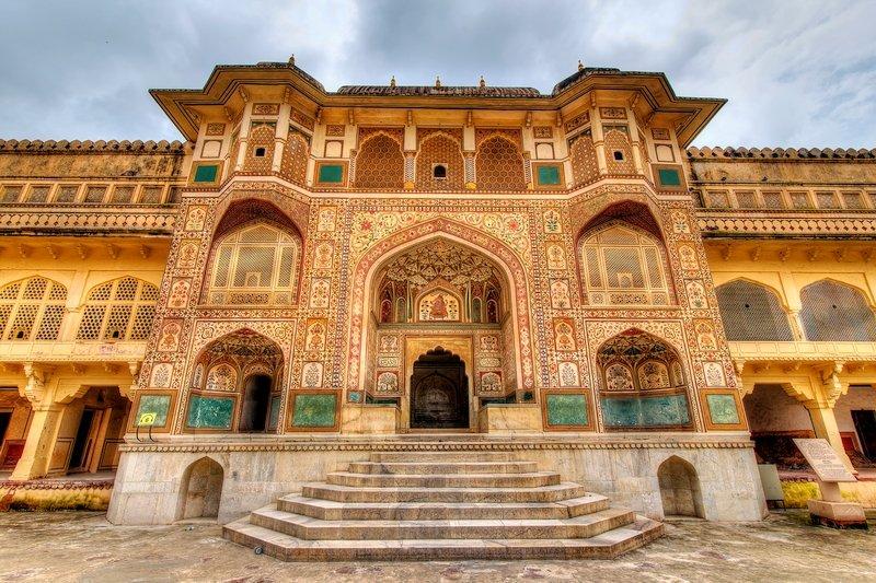 Forte Jaipur Unesco