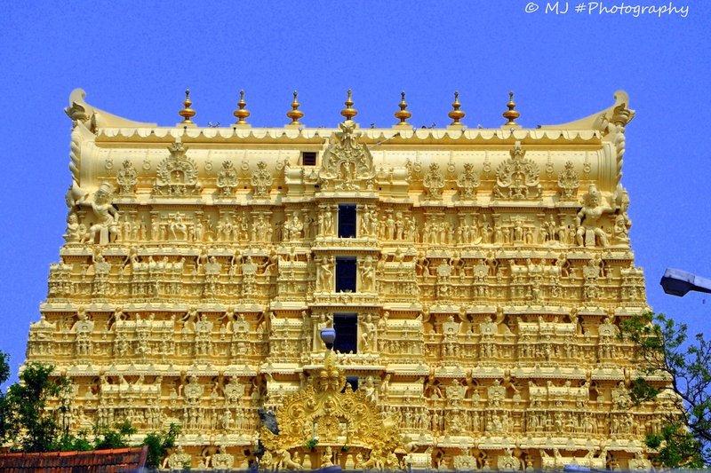 Tempio di Padmanabhaswamy India