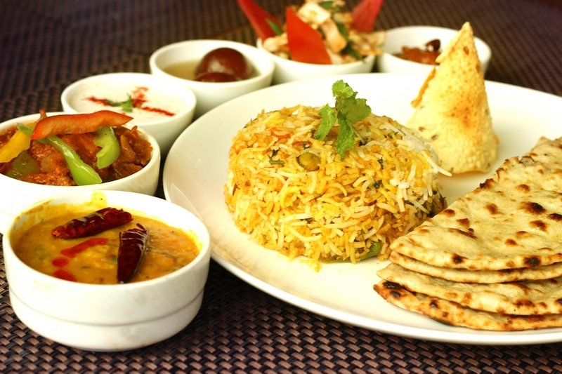 Cucina Vegetariana India