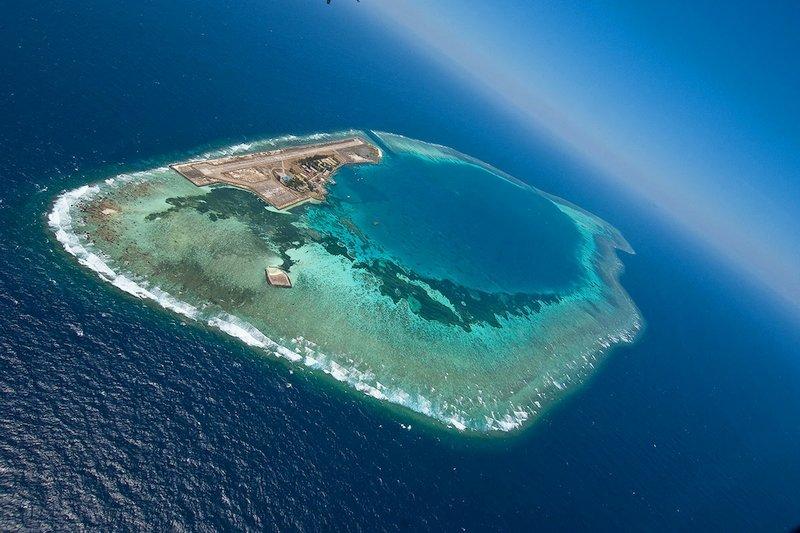 Atollo Layang Layang Malesia