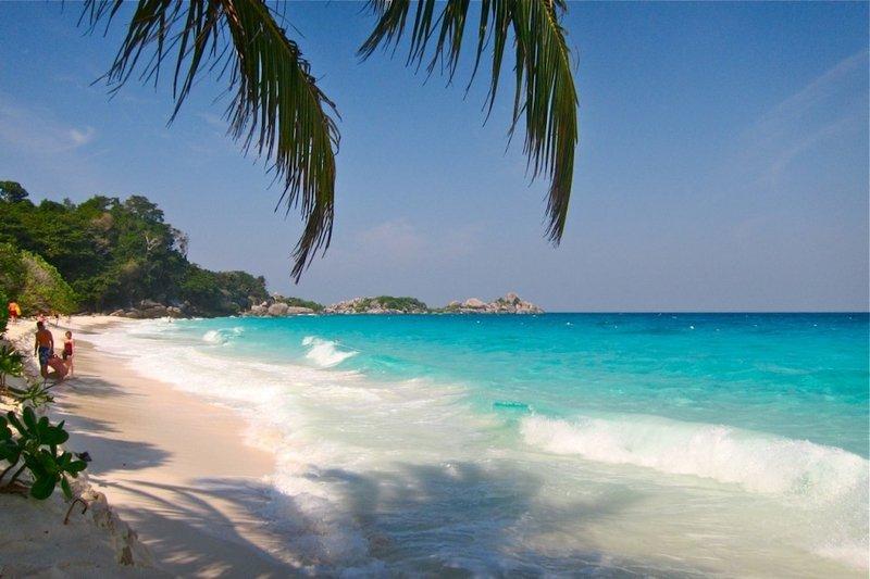 Spiaggia Similan islands