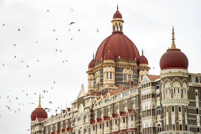 Cupola dell'hotel Taj Mahal Palace