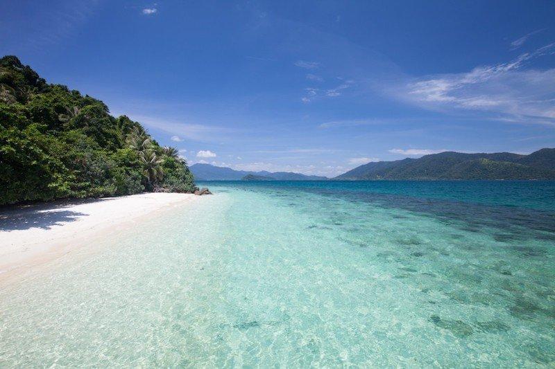 A Koh Chang ci sono delle spiagge più belle della Thailandia