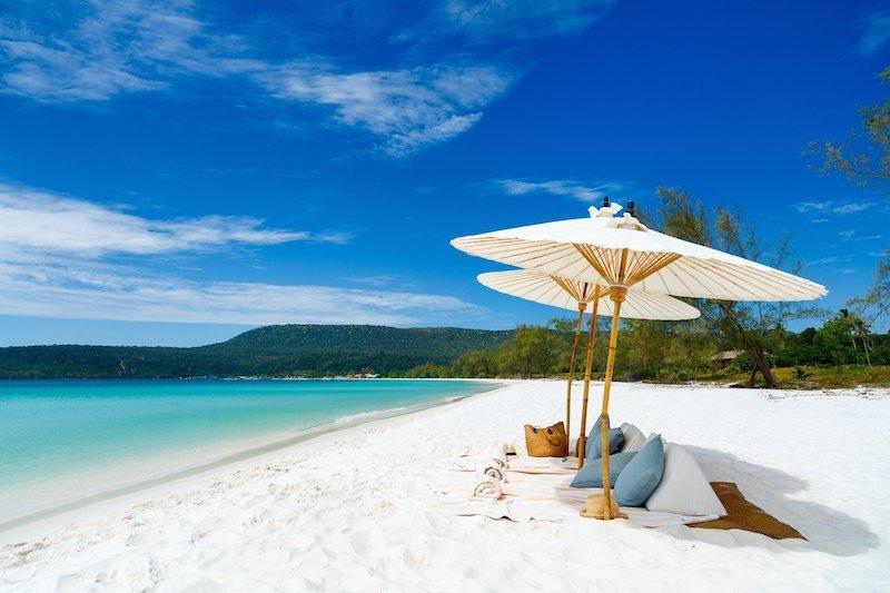 Le isole e spiagge più belle della Cambogia