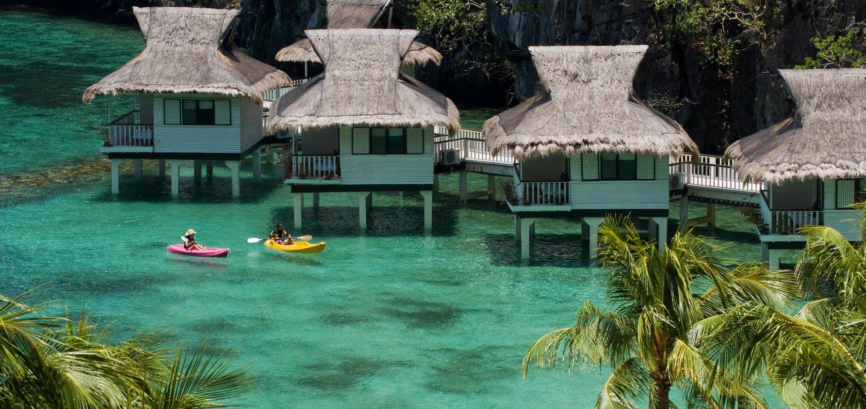 Isola di Miniloc El Nido Palawan