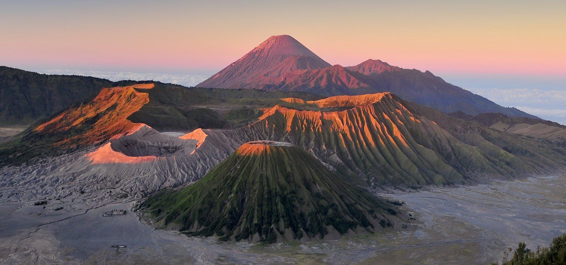 Vulcano Bromo Indonesia