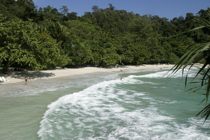Spiaggia di Pangkor Laut, Malesia