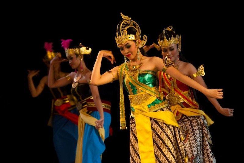 La Danza Ramayana Giavanese