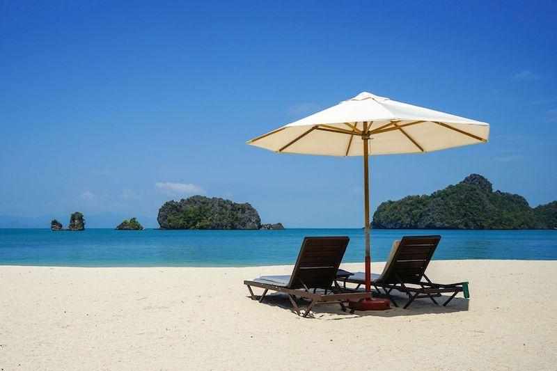 Le Spiagge più belle di Langkawi